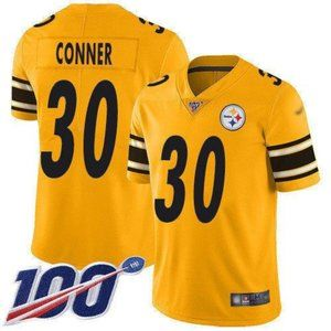 Steelers James Conner 100th Season Jersey